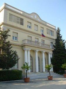 En el consulado ruso de Reino Unido