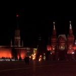 La Plaza Roja, con el Museo Estatal de Historia al fondo