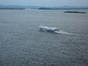 Río Amur, en el raión de Javarovsk